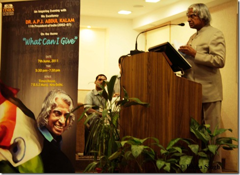 Key Note by APJ Abdul kalam
