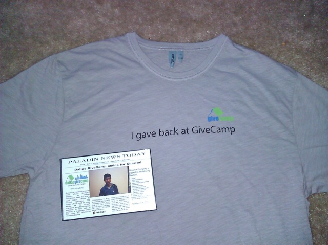 Dallas GiveCamp