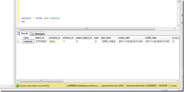 SQL Azure Login pic4