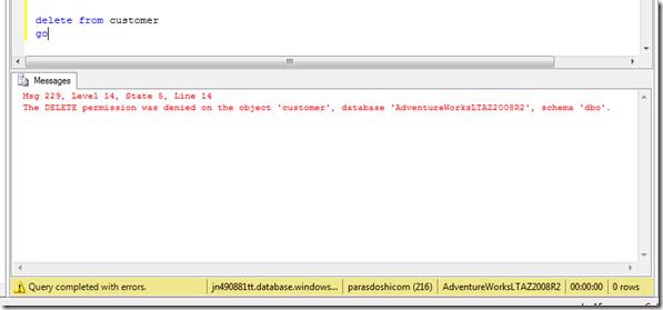 SQL Azure Login pic5