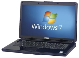 Operating system (OS) on Laptop