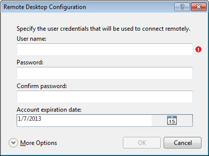 How to enable RDP (Remote Desktop) for a Windows Azure Web Role