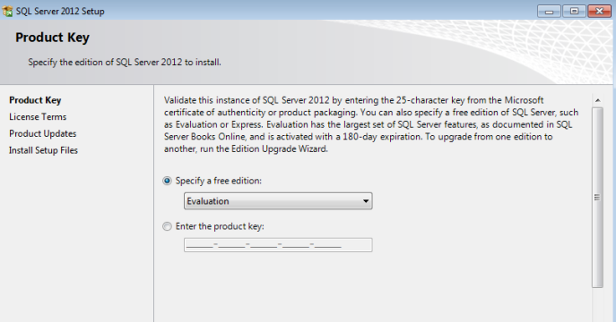 2 step by step install sql server analysis services 2012