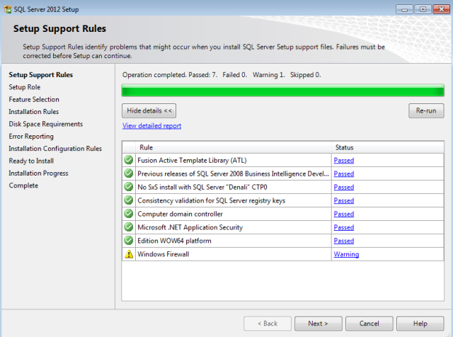 3 step by step install sql server analysis services 2012