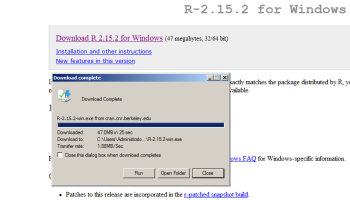 Steps to Install Weka on desktop running windows OS: - Insight
