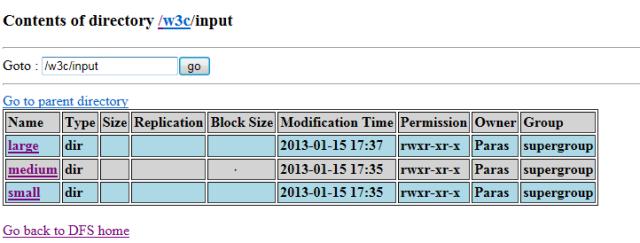 w3c log files iis hadoop on windows