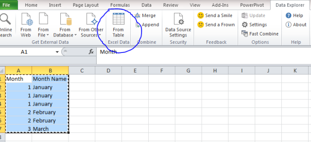 data explorer excel remove duplicates