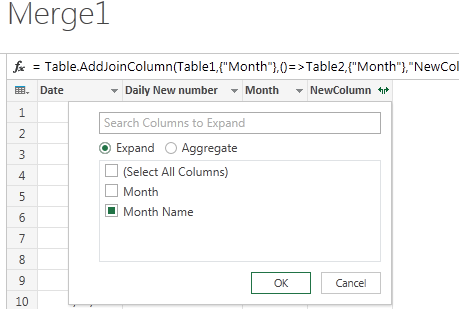merge join excel table data explorer 3
