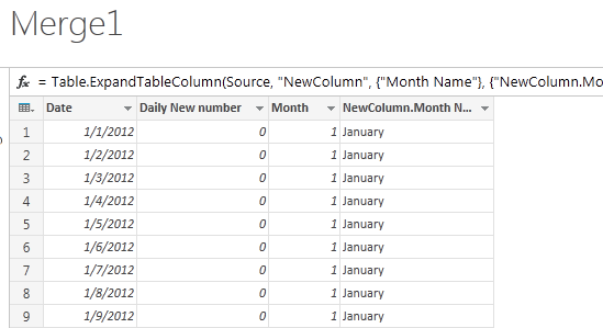 merge join excel table data explorer 4