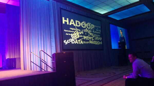 pass business analytics conference keynote hadoop