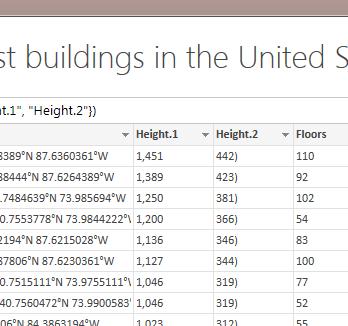 excel data explorer split a column