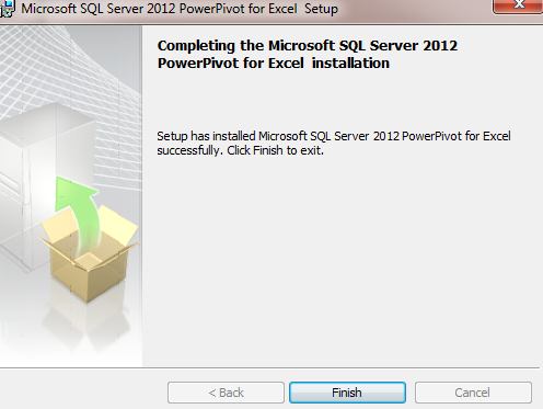 Install download power pivot excel