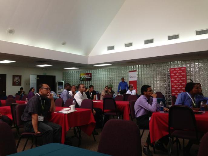 SQL Saturday 185 trinidad attendees