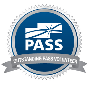 Paras Doshi PASS outstanding volunteer